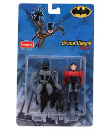 DC Comics Funskool Bruce Wayne Batman - Height 5 Inches