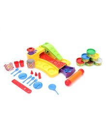 Funskool Fun Doh Toy Fast Food Set - Multicolor