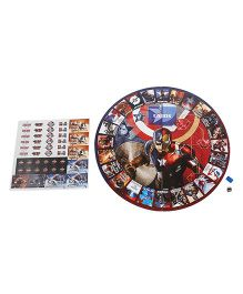 Marvel Funskool Captain America Vs Iron Man Game - Multi Color