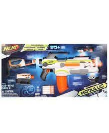 Nerf Modulus ECS 10 Blaster - Multicolor