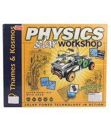 Thames And Kosmos Funskool Physics Solar Workshop Kit - MUlticolor