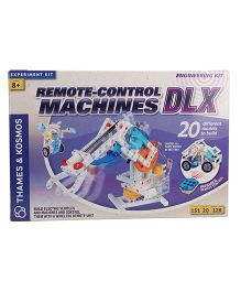 Funskool Remote Control Machines Experiment Kit - Multicolor