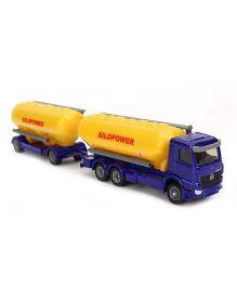 Siku Truck With Feedstuff - Yellow Blue