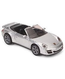 Siku Funskool Porsche 911 Turbo Cabrio Convertible Toy Car