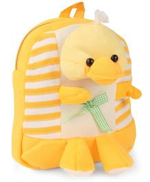 Tickles Standing Duck Backpack Yellow - 30 cm