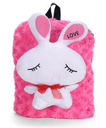 Tickles Sleeping Bunny Bagpack - 13 Inches