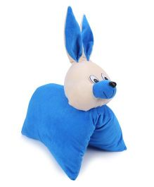 Tickles Bunny Design Convertible Cushion - Blue