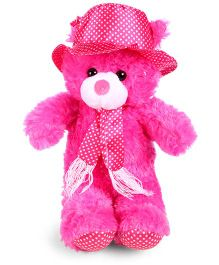 Tickles Standing Teddy Pink - 17.7 Inches