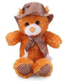 Tickles Standing Teddy Brown - 17.7 Inches