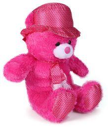 Tickles Standing Cap Teddy Bear Soft Toy - 70 cm