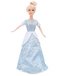 Smiles Creation Princess Doll - Blue