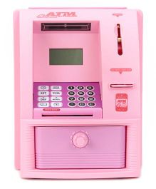 Playmate Lets Play ATM Machine - Pink