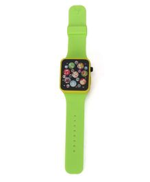 Playmate Smart Watch Green - 22 cm