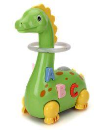 Dinosaur Hula Hood Fun Toy - Green