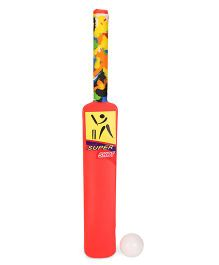 Luvely Bat And Ball Set Number 4 - Red