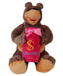 O Teddy Cute Bear - Brown