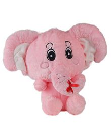 O Teddy Cute Elle Soft Toy Light Pink - 5 inches