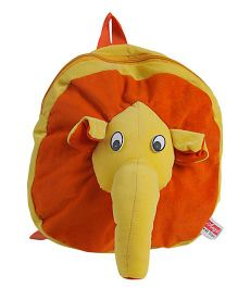 O Teddy Elle Back Pack - Orange And Yellow