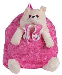 O Teddy Bear Back Pack - Pink