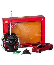 Magic Pitara High Speed Radio Control Racing Car - Red