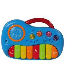 Magic Pitara Play & Learn Piano - Blue