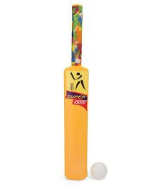 Luvely Bat And Ball Set - Yellow