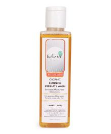 Rustic Art Organic Beautiful Secrets Feminine Intimate Wash - 100 ml