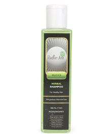 Rustic Art Biodegradable Herbal Shampoo - 200 ml