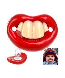 Joyful Baby Two Front Teeth Pacifier - Multicolor
