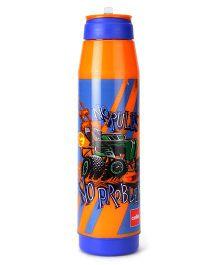 Cello Homeware Sipper Water Bottle Orange - 900 ml