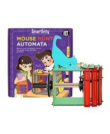 Smartivity Mouse Hunt Automata - Blue