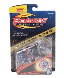 Funskool Takara Tomy Beyblade Legends Hyperblade L-Drago Destructor - Multi Color