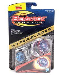 Funskool Takara Tomy Beyblade Legends Hyperblade Cosmic Pegasus - Multi Color