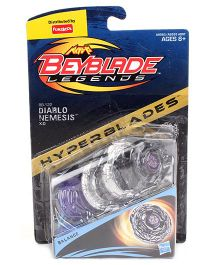 Funskool Takara Tomy Beyblade Legends Hyperblade Diable Nemesis - Multi Color