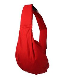 iCuddle Baby Sling Bag - Red