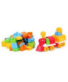 Smart Picks Train Block Set - Multicolor