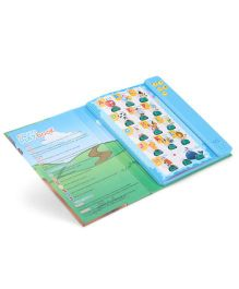 Smart Picks Learning English Play Book - Blue