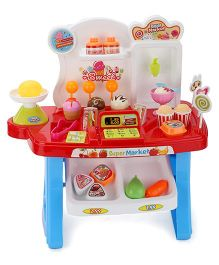 Smart Picks Mini Market Play Set 34 Pieces (Color May Vary)