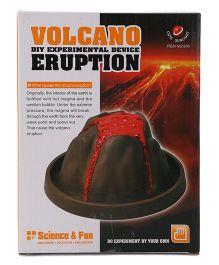 Smart Picks DIY Experimental Device Volcano Eruption Kit - Multicolor