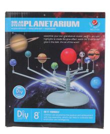 Smart Picks DIY Solar System Planetarium - Multicolor