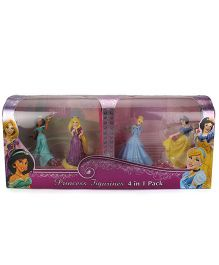 Disney Princess Figurine 4 in 1 Pack - 11 cm