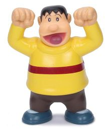 Doraemon Gian Action Figurine Single Pack - 10 cm