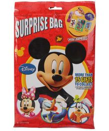 Disney Mickey Mouse and Friends Surprise Bag - Red
