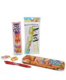 Winne the Pooh School Kit Multi Color - Pack Of 6