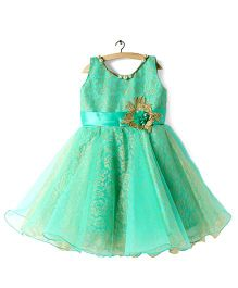 BunChi Princess Party Dress - Green