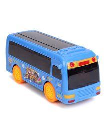 Smiles Creation 3D Light Bus Toy - Blue