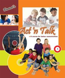 Act 'n Talk 1 Book - English