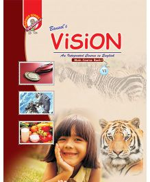 Vision Main Course Book VI - English