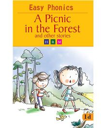Easy Phonics The Picnic In the Forest And Other Stories - English