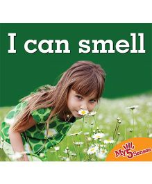 I Can Smell Board Book - English